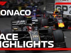 2019 Monaco Grand Prix - Highlights